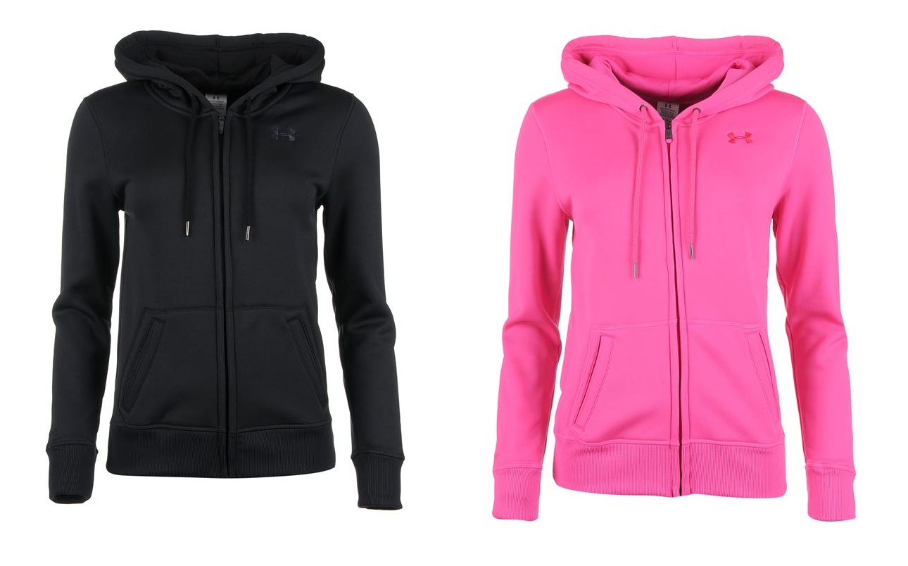 Under Armour AF Hood Full Zip Hoody   Női kapucnis felső  c80ca47044